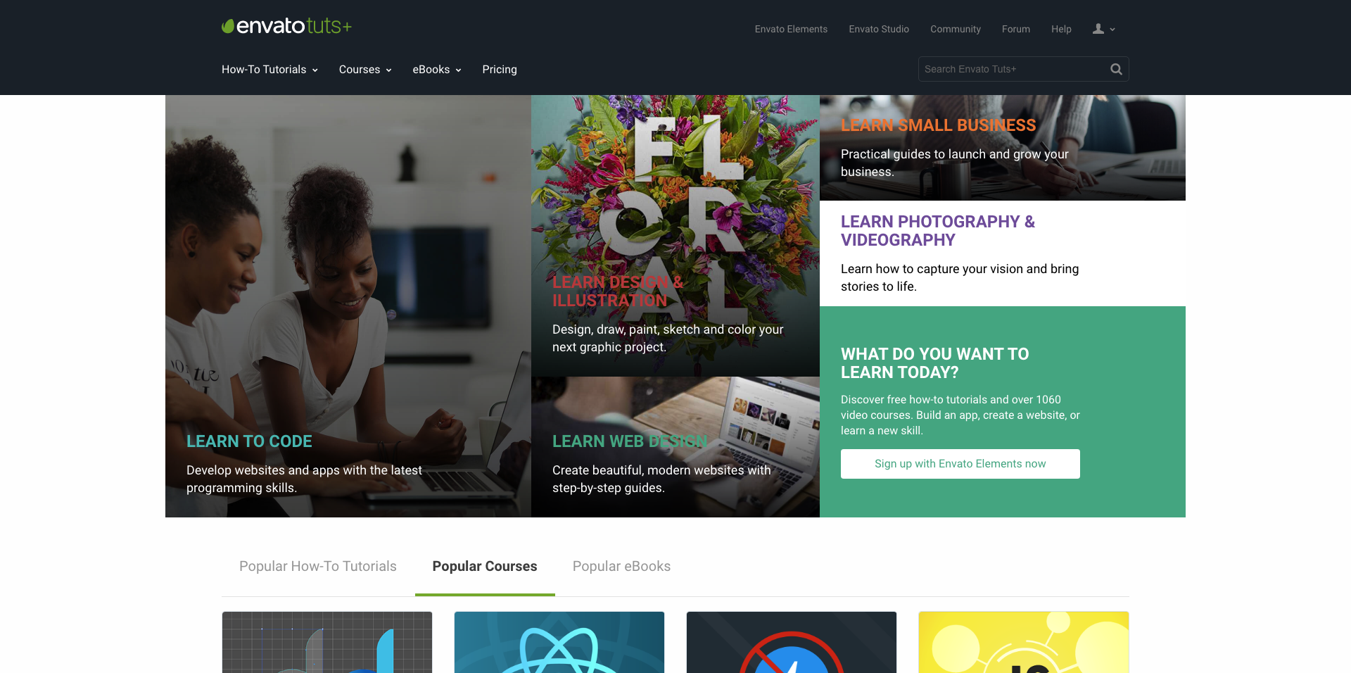 Free How To Tutorials   Online Courses by Envato Tuts .png